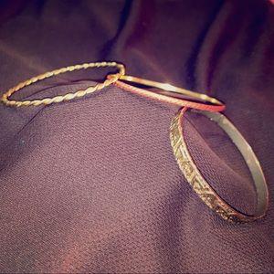 Jewelry - Three Bracelets